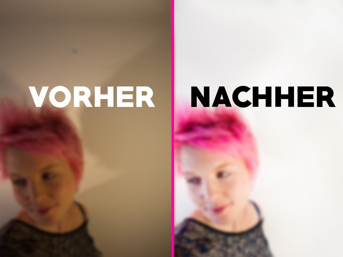 How to: Crashkurs Bildbearbeitung in Photoshop