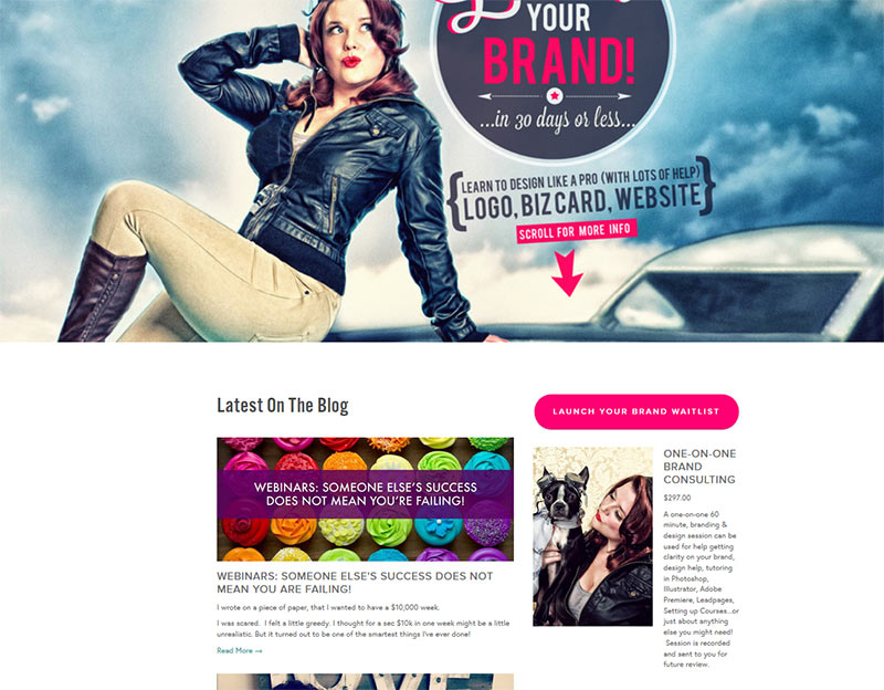 youcanbrand-website